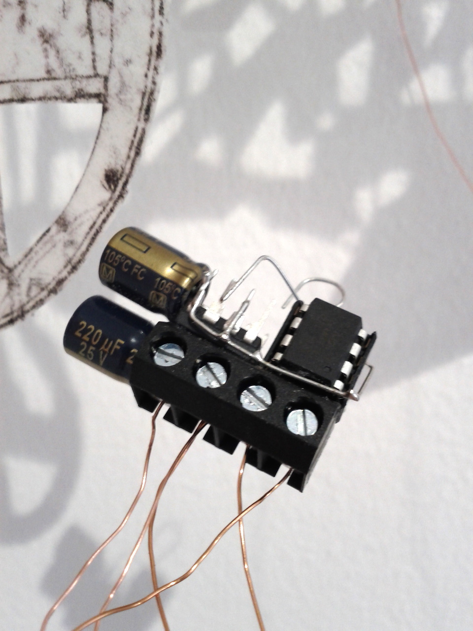 Simple ATtiny Synth, Week 2
